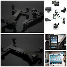 Car SUV Seat Headrest Stand Mount Holder Clip For Apple iPad Mini Samsung Tablet