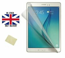 Samsung Galaxy Tab A 10.1 Clear Plastic Screen Guard LCD Protector Film Layer