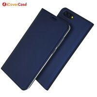 Magnetic PU Leather Flip Case Shockproof Card Cover for Huawei Honor View 10 V10