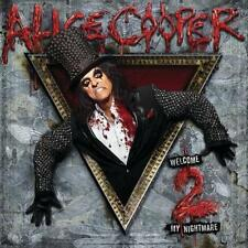 Alice Cooper - Welcome 2 My Nightmare  (2011) CD - original verpackt - Neuware