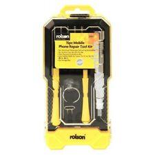 Rolson 15 pièce téléphone mobile smartphone portable réparation outil tournevis kit 28603