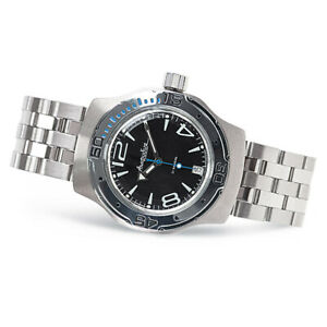 Vostok Automatic Kal. 2416/160271 Russian Analog Diver Watch