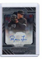 Reynaldo Lopez 2020 Prizm Baseball Signatures Autograph !! Chicago White Sox !!
