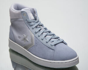 Converse Pro Leather High Heart Of The City Men's Blue Lifestyle Sneakers Shoes