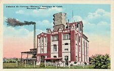 Fabrica de Cerveza Hatuey Santiago de Cuba Brewery OLD