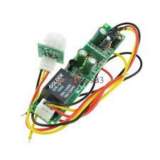DC 12V 5A IR Pyroelectric Infrared PIR Motion Sensor Detector Module