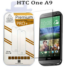100% Genuine Gorilla Tempered Glass Film Screen Protector Shield For HTC One A9