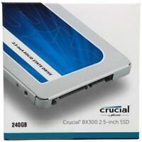 Crucial BX300 240GB 3D NAND SATA 2.5 Inch Internal SSD CT240BX300SSD1