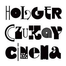 """Holger Czukay : Cinema VINYL 12"""" Album with DVD 6 discs (2018) ***NEW***"""