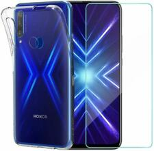 Cover Case+Film Tempered Glass Protect Display For Honor 9X