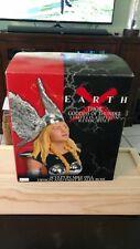 Marvel Earth X Female Thor Goddess of Thunder Bust Design by Alex Ross NIB