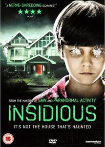 Insidious (DVD, 2010)