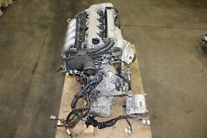 JDM Toyota Corolla S Matrix 2ZZGE 1.8L DOHC VVTLi Engine 6 Speed MT Transmission