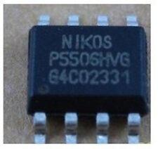 5 PCS New P5506HVG P5506 NIKOS SOP8 ic chip