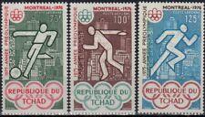s271027 Chad - Air Post Sc#C168-70 MNH