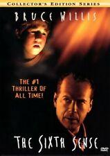 Sixth Sense, The (Dvd, 2000, Widescreen Collector's Edition Series)
