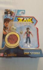 """Zak storm 3"""" Figure and coin."""