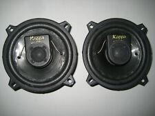 Infinity Kappa 52 IMG, 13 cm Lautsprecher, Sicken erneuert,