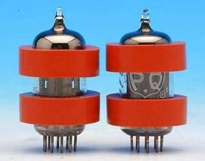 4 SoniKLEER TUBE AMP DAMPERS FOR 12AX7/12AU7/12AT7/12BH7/EL84/6922/5687/EL84