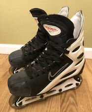 Vintage Mens Nike Air Zoom Gretzky Inline Roller Hockey Blades Skates Size 11