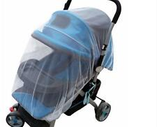 Baby Buggy Pram Mosquito Cover Net Pushchair Stroller Fly Insect Protector Cover