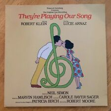 The Original Cast Recording - They're Playing Our Song Lucie Arnaz Vinyl