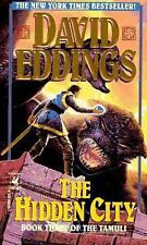 The Tamuli #3: The Hidden City by David Eddings (1995, Mass Market Paperback)