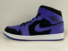 Nike Air Jordan 1 Mid Basketballschuhe Neu Gr. 48,5 (554724-051)