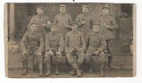 1/873  FOTO SOLDATEN PFEIFEN RAUCHER 1916