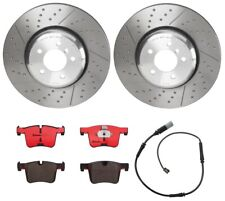 Brembo Front M Performance Brake Kit Disc Rotors & Ceramic Pads For BMW F30 F32
