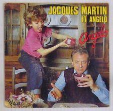 Jacques Martin et Angelo 45 tours 1983