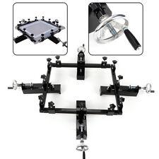 "New listing 24"" x 24"" High Precise Screen Stretching Machine Screen Printing Stretcher stock"