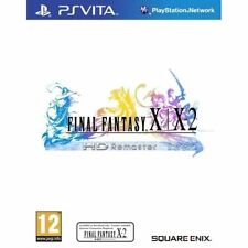 Final Fantasy X & X-2 HD Remastered PS Vita PAL Brand New *AU STOCK*