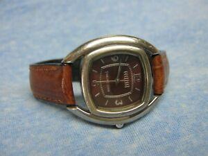 Women's ECCLISSI Sterling Silver Watch w/ New Battery