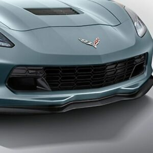 2014-2019 C7 Corvette Stingray Upgrade Z06 Grille Carbon Flash with Front Camera
