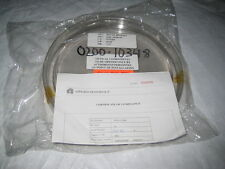 Applied Materials 0200-10348 Window, Heater Sapphire Coated  AMAT CVD