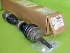 NEW Genuine SATURN 21012110 Right CV Axle for 94-96 Saturn SC-SL-SW with ABS