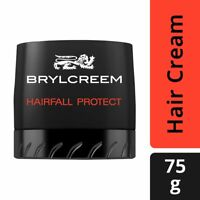 75g Brylcreem Hairfall Protect Hair Styling Cream,  + Free Shipping