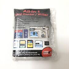 All In 1 Multi Card Reader Writer