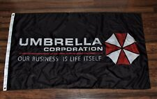 Umbrella Corporation Flag Banner 3' x 5' Resident Evil Ships from the USA New