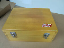 ORIGINAL WOODEN BOX for SPECTRA TECH INFRARED MICROSCOPE BIN#3K