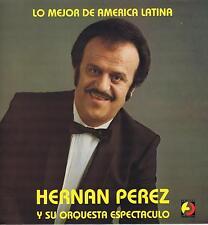 LP LO MEJOR DE AMERICA LATINA HERNAN PEREZ
