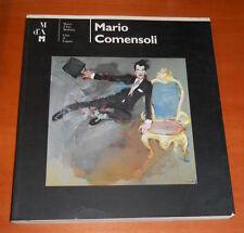 MARIO COMENSOLI - Skira (mostra museo d'arte moderna di Lugano, 1998)