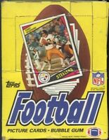 1984 Topps Football Complete your set pick 20 cards from long list (sku #0036)