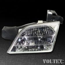 1997-2005 Pontiac Montana Trans Sport Headlight Lamp Clear lens Halogen Left