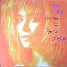 """PAULA ABDUL - (It's Just) The Way That You Love Me - 12"""" Maxi Single 1988"""