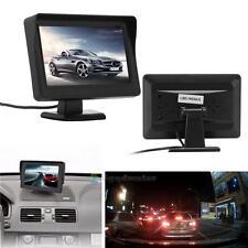 """CAR REAR VIEW KIT 4.3"""" TFT LCD MONITOR + NIGHT VISION CAR REVERSING CAMERA KIT"""