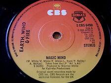 "EARTH, WIND & FIRE - MAGIC MIND    7"" VINYL"