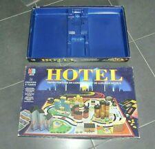 MB Spiel Hotel : La Schachtel Leere - Grand Format 1er Version