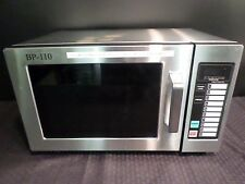 Microwave Research Stainless Steel BP-110 Laboratory Microwave w/ Duct